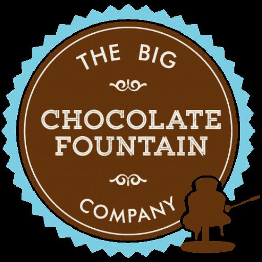The-Big-Chocolate-Fountain company-Badge-Logo liverpool wirral